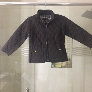 Lands End girls jacket sz 5-6